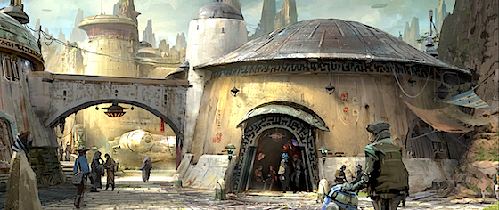 Disney reveals more details from Star Wars land, in Orlando