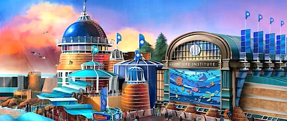 Visitors will shrink to Dory-size on Disney's new 'Finding Nemo' ride