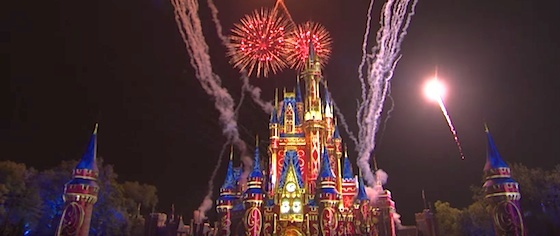 Disney to live stream Happily Ever After fireworks premiere