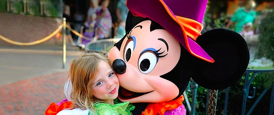 Tickets on sale for Walt Disney World's Halloween, Christmas parties