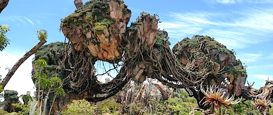Public previews begin for Disney World's Pandora - The World of Avatar