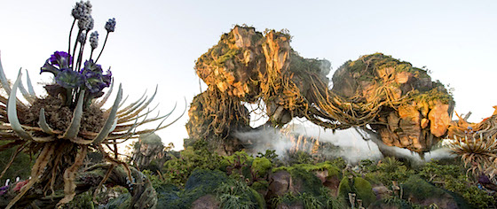 Disney to live stream official opening moment for Pandora