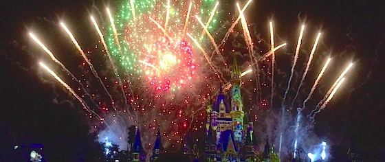 Disney World provides another reason to stay all day, with Happily Ever After