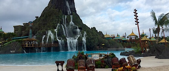 Universal Orlando officially opens Volcano Bay to the public