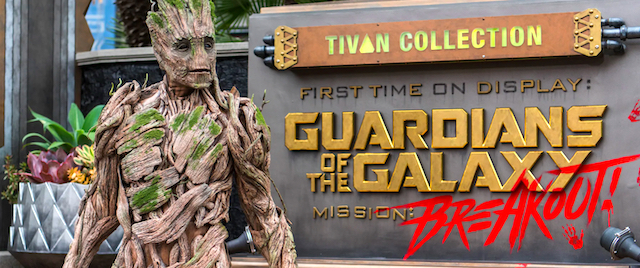 Ride Review: Guardians of the Galaxy Mission Breakout