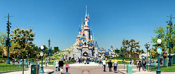 Walt Disney Company completes take-over of Disneyland Paris Resort