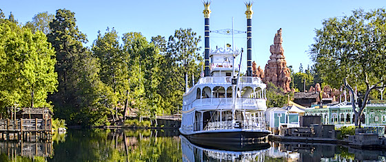 Disneyland announces return dates for its Rivers of America attractions