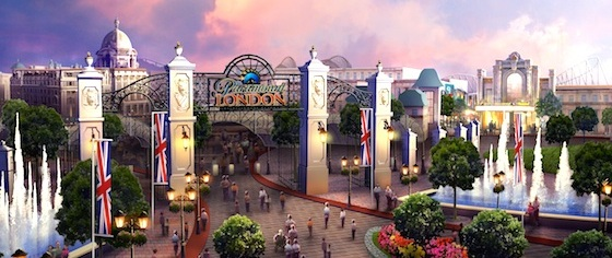 Paramount withdraws from London theme park resort plan
