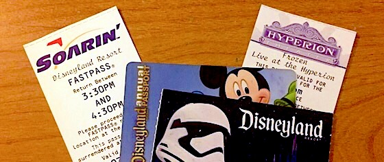 Disneyland moves to eliminate paper Fastpass tickets