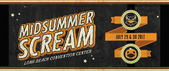 Can't wait for Halloween? Then how about a Midsummer Scream?