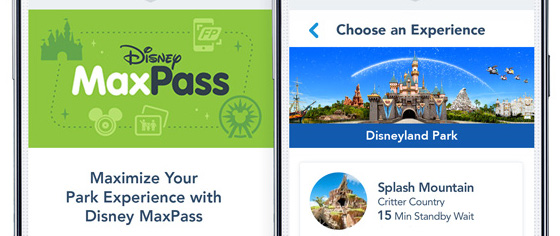MaxPass debuts at the Disneyland Resort on July 19