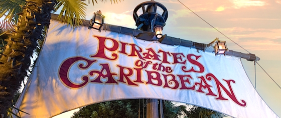 First look at Disney's new Pirates of the Caribbean auction scene