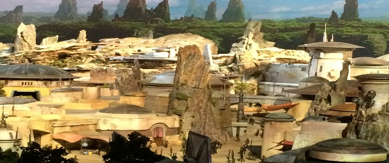 A Galaxy of Stories: Disney unveils Star Wars Land at D23 Expo 2017