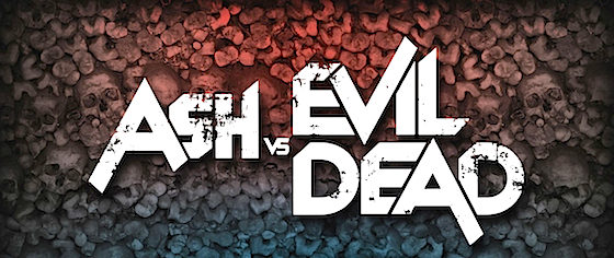 'Ash vs Evil Dead' will make its Halloween Horror Nights debut this fall