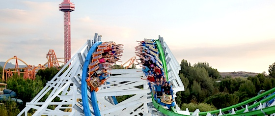 Magic Mountain to become Six Flags' first full year-round park
