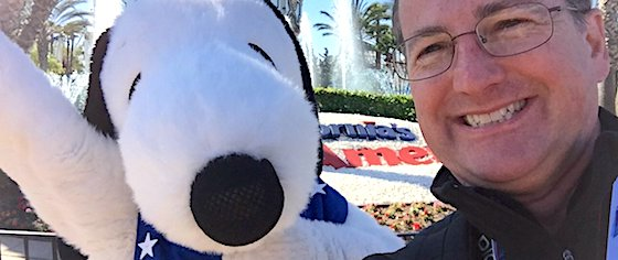 Snoopy stay home: Cedar Fair extends its 'Peanuts' license deal