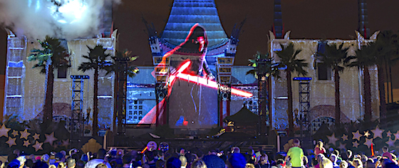 Walt Disney World to bring back its Star Wars party in December
