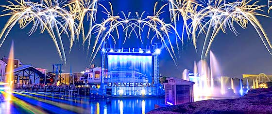 Universal Orlando closes its Cinematic Spectacular nighttime show
