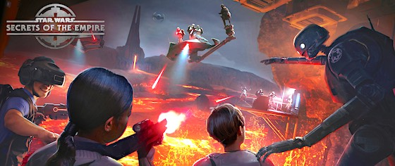 Tickets now on sale for Disney's virtual reality Star Wars experience
