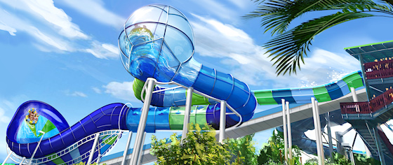New water slides coming to Central Florida's Aquatica, Adventure Island
