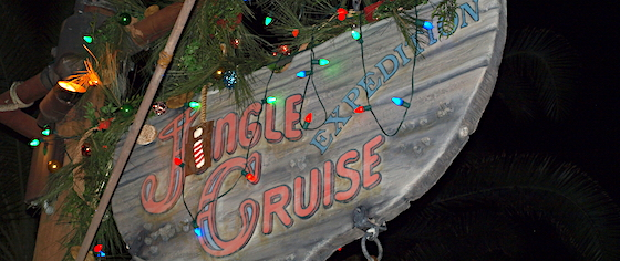 Jingle Cruise returns to Disney World; Emeril's Tchoup Chop to close