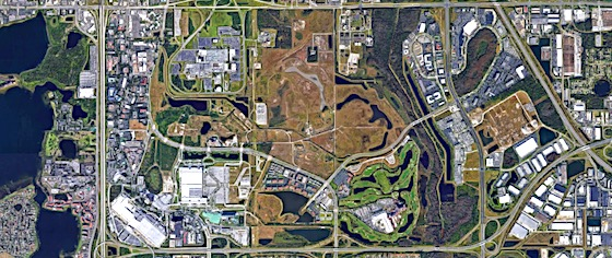 Universal Orlando buys more land for its expansion site