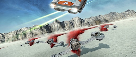 Disney's new Star Tours offers fans an edge-of-your-seat surprise