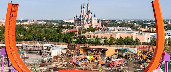 Shanghai Disneyland announces opening date for its Toy Story Land