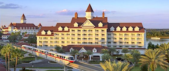 Walt Disney World hotel, restaurant ratings and reviews