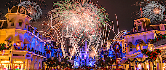Let's share our New Year's Resolutions for theme park fans