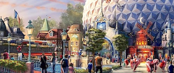 Europa Park sets attendance record as it looks toward expansion
