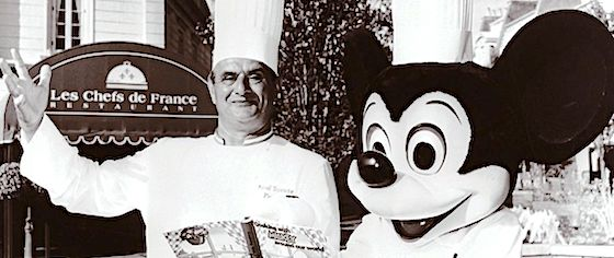 Legendary Epcot chef Paul Bocuse dies at 91