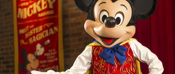 Say goodbye to disney worlds talking mickey m4hsunfo Images