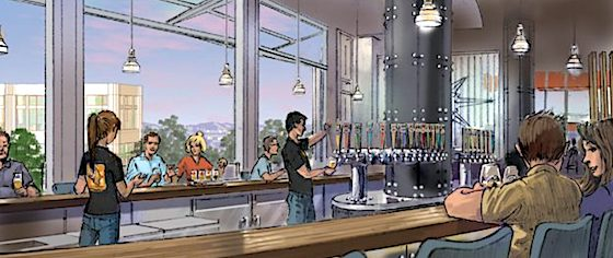 Ballast Point brewery to complete the changes in Downtown Disney