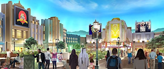 Can Warner Bros. World can make the UAE a top theme park destination?