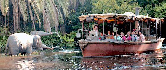 Disney is sending Mary Poppins on a Jungle Cruise
