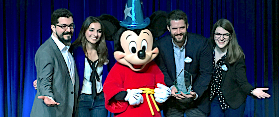 Georgia students sweep top spots in Disney's Imagineering competition