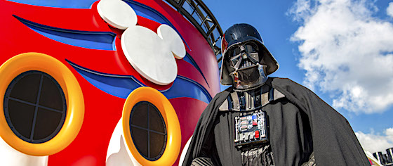 Let's preview the Star Wars Day at Sea on the Disney Cruise Line