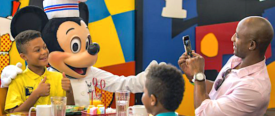 Where to meet Disney World characters without buying a park ticket?