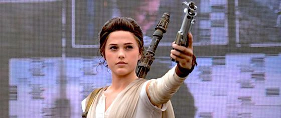Star Wars' Rey is coming to Disneyland. But is that a good idea?