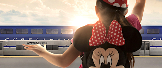 Disneyland teams with Amtrak for new ticket discounts