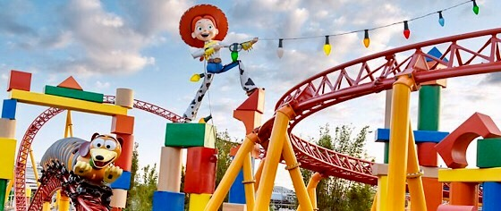 Disney World announces June 30 opening for Toy Story Land