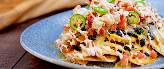 Here's how to make Disney's Lobster Nachos at home