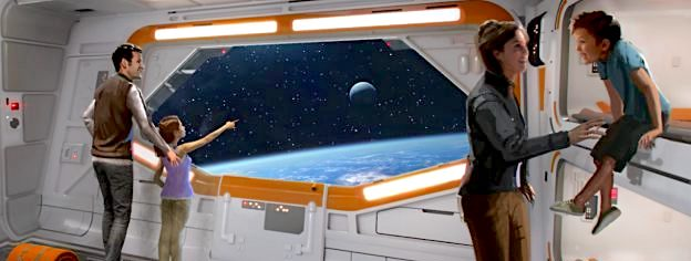 Disney World releases new views of its interactive Star Wars hotel