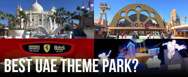 The Theme Park Insider Tournament returns (Play-in round: Best UAE park)