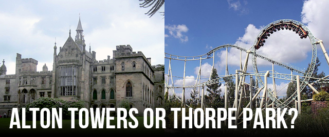 Tournament 2018: What is the UK's best theme park?