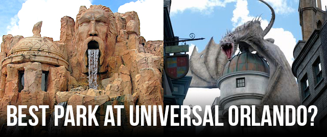 Tournament 2018: What's the best park at Universal Orlando?