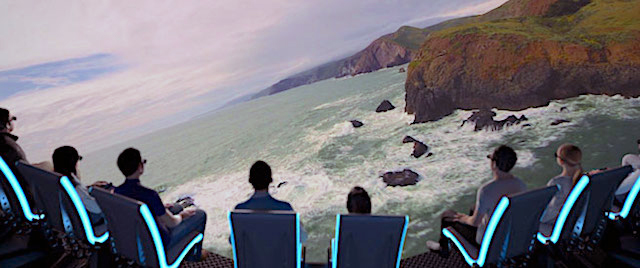 Missing Soarin' Over California? Then try this new flying theater show