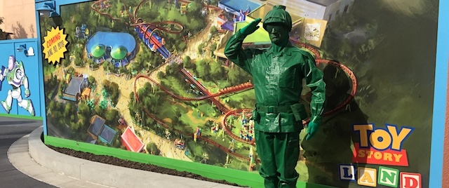 An Insider's look at Disney World's upcoming Toy Story Land