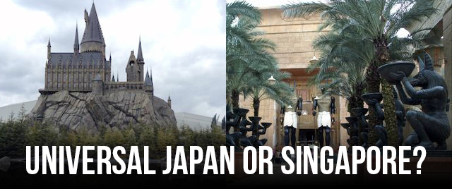 Tournament 2018: Which is Universal's best park in Asia?